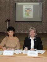 Подписание соглашения о взаимодествия между школой и адвакатом Заболотиной Т. А.